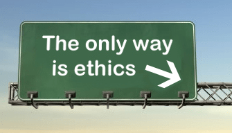 Ethics : The New Frontier
