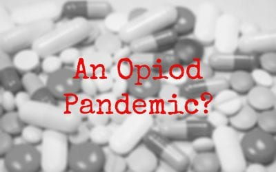 Opioid Pandemic?