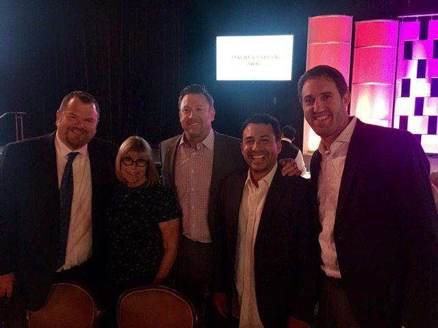 Harry Nelson Esq, Ari Brown Polaris ,Jose Herendez Jr At Beverly Hilton