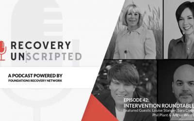 Podcast – Recovery Unscripted, Intervention RoundTable
