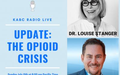 Dr. Gluss Radio Show on the Opioid Epidemic