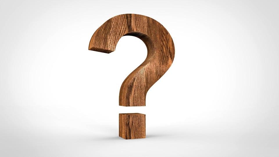 Question Mark 3470783960720 Interventionist Licensed