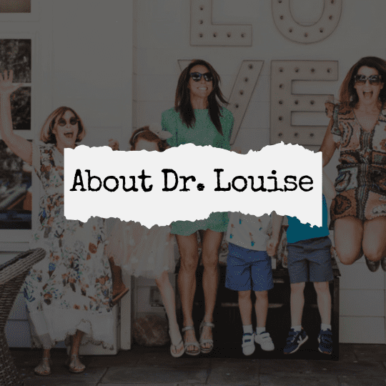About Dr Louise