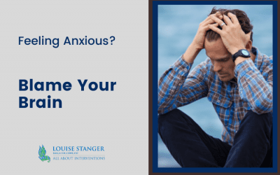 Are You Feeling Anxious? Blame Your Brain