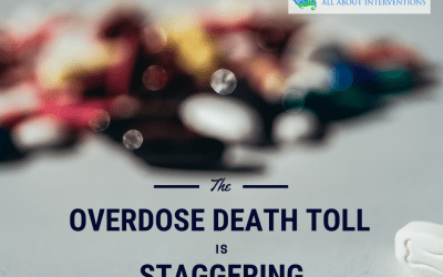 The Overdose Death Toll is Staggering